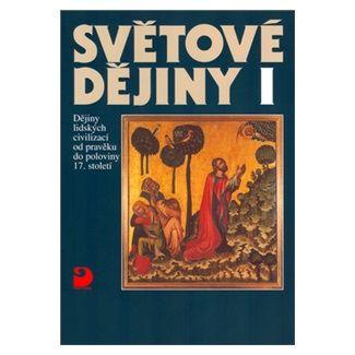 Vratislav Čapek, Jaroslav Pátek: Světové dějiny I cena od 159 Kč