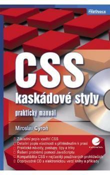 Miroslav Cyroň: CSS Kaskádové styly cena od 137 Kč
