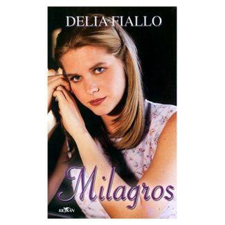 Delia Fiallo: Milagros cena od 143 Kč
