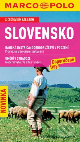 Kolektiv: Slovensko/cestovní průvodce ČJ MD cena od 74 Kč