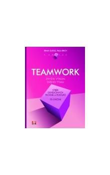 Brian Clegg, Paul Birch: Teamwork v kostce cena od 127 Kč