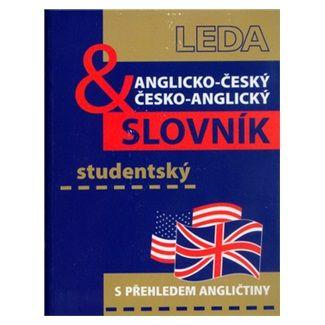 Břetislav Hodek: Anglicko-český a česko-anglický studentský slovník cena od 103 Kč