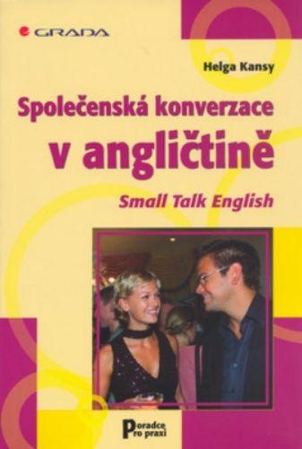 GRADA Společenská konverzace v angličtině cena od 143 Kč