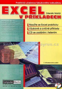 Computer Media Excel v příkladech + CD cena od 144 Kč