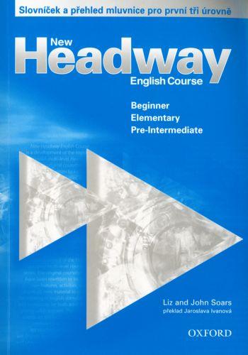 Oxford University Press New Headway English Course cena od 150 Kč