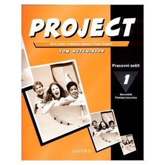 Tom Hutchinson: Project 1 Pracovní Sešit cena od 180 Kč