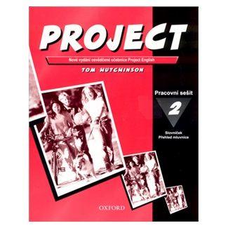 Tom Hutchinson: Project 2 Workbook CZ cena od 180 Kč