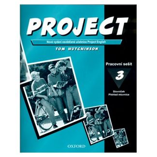 Tom Hutchinson: Project 3 Workbook CZ cena od 188 Kč