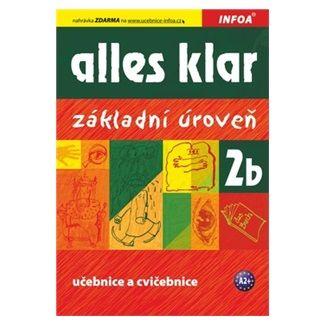 Krystyna Luniewska: Alles klar 2b - učebnice+cvičebnice cena od 131 Kč