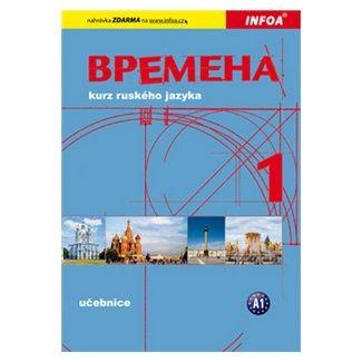 Renata Broniarz, Jelizaveta Chamrajeva: Vremena 1 - učebnice cena od 166 Kč
