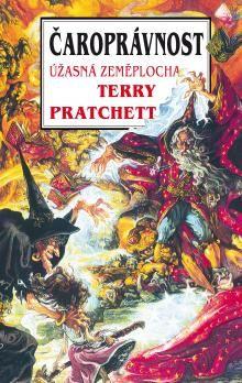 Terry Pratchett: Čaroprávnost cena od 154 Kč