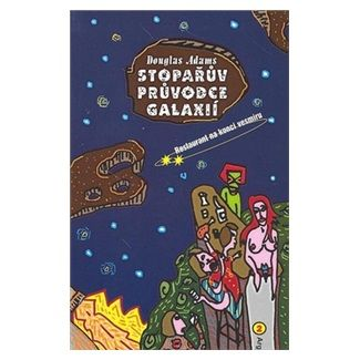 Douglas Adams: Stopařův průvodce Galaxií 2 cena od 150 Kč