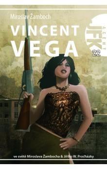 Miroslav Žamboch: Agent JFK 022 - Vincent Vega cena od 144 Kč