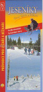 JENA Jeseníky-průvodce pro lyžaře cena od 89 Kč
