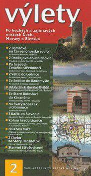 Lidové noviny Výlety 2 Po hezkých a zajímavých místech Čech,Mora cena od 139 Kč