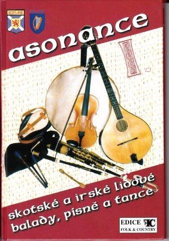 Folk a Country Zpěvník Asonance 1 cena od 149 Kč