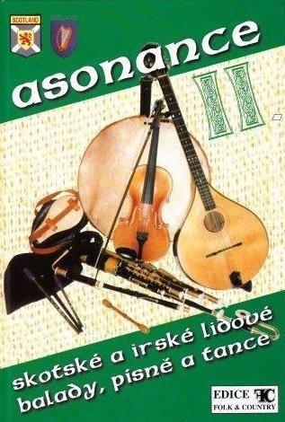 Folk a Country Zpěvník Asonance 2 cena od 149 Kč