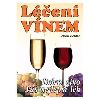 Johan Richter: Léčení vínem cena od 117 Kč