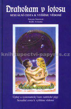 Avinasha Saraswati: Drahokam v lotosu - Sexuální cesta k vyššímu vědomí cena od 169 Kč