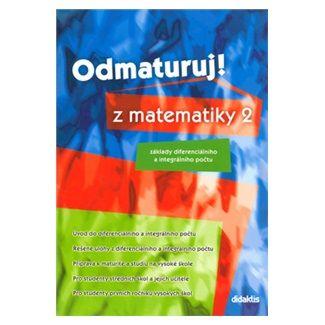 Čermák P.: Odmaturuj! z matematiky 2 cena od 90 Kč