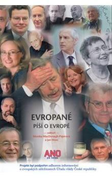 Jan Hron: Evropané píší o Evropě cena od 104 Kč