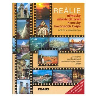 Božena Homolková: Reálie německy mluvících zemí /3. vydání/ cena od 99 Kč