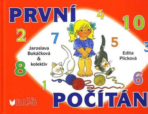 Jaroslava Bukáčková: První počítání cena od 94 Kč
