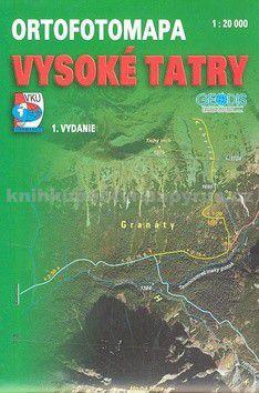 VKÚ Vysoké Tatry 1 : 20 000 cena od 118 Kč