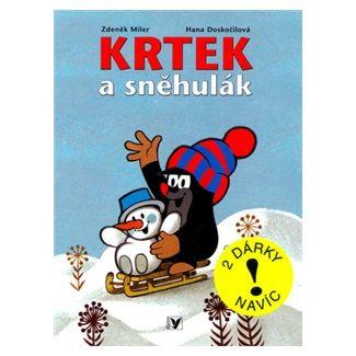 Zdeněk Miler, Hana Doskočilová: Krtek a sněhulák cena od 124 Kč