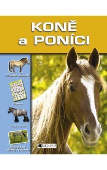 Dagmar Brejlová: Koně a poníci - se samolepkami cena od 121 Kč