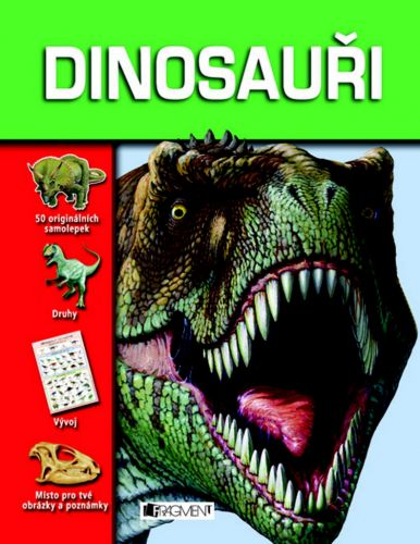 Walker Sarah, Gray Samantha: Dinosauři cena od 121 Kč