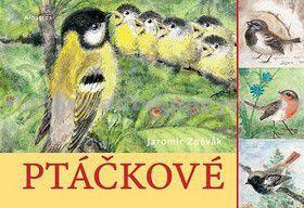 Jaromír Zpěvák: Ptáčkové cena od 169 Kč