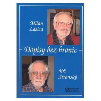 Milan Lasica, Jiří Stránský: Dopisy bez hranic cena od 31 Kč