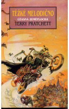 Terry Pratchett: Těžké melodično cena od 150 Kč