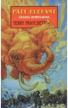 Terry Pratchett: Pátý elefant cena od 161 Kč