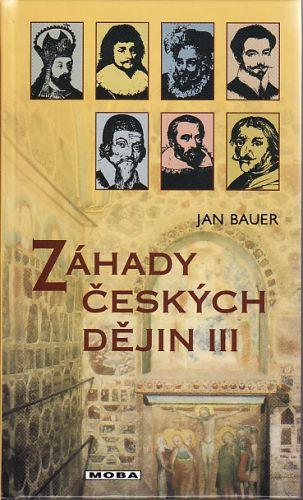 MOBA Záhady českých dějin III cena od 120 Kč