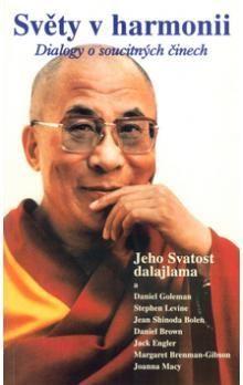 Jeho svatost Dalajlama XIV.: Světy v harmonii cena od 94 Kč