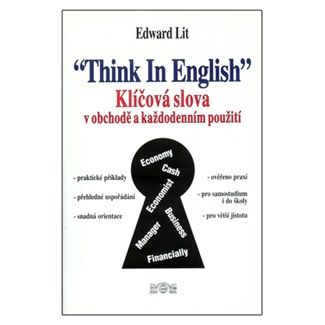 Edward Lit: Think in English cena od 77 Kč