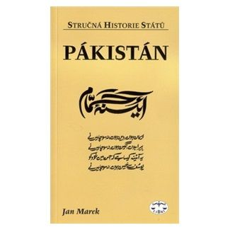 Jan Marek: Pákistán cena od 128 Kč