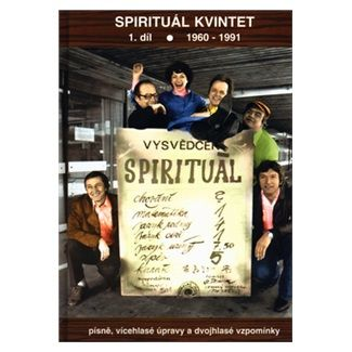 G+W Spirituál kvintet 1.díl cena od 94 Kč