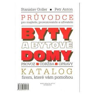 Anton Goller: Byty a bytové domy cena od 93 Kč