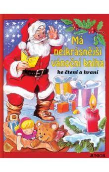 JUNIOR Má nejkrásnější vánoční kniha cena od 127 Kč