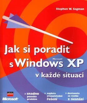 Stephen W. Sagman: Jak si poradit s Windows XP cena od 116 Kč