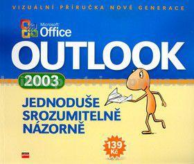 COMPUTER PRESS Microsoft Office Outlook 2003 cena od 127 Kč