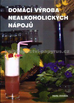 Pavel Dvořák: Domácí výroba nealkoholických nápojů cena od 89 Kč