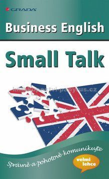 Brien Brown: Business English Small Talk cena od 118 Kč