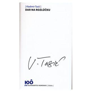 Vladimir Tasić: Dar na rozlúčku cena od 127 Kč
