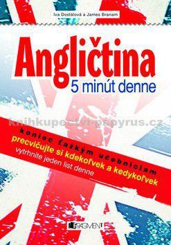 James Branam: Angličtina - 5 minút denne cena od 140 Kč