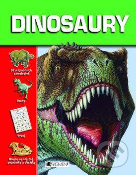 FRAGMENT Dinosaury cena od 137 Kč
