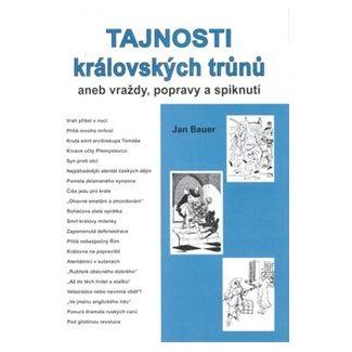 Jan Bauer: Tajnosti královských trůnů II. cena od 141 Kč